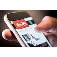 Mobile News Site
